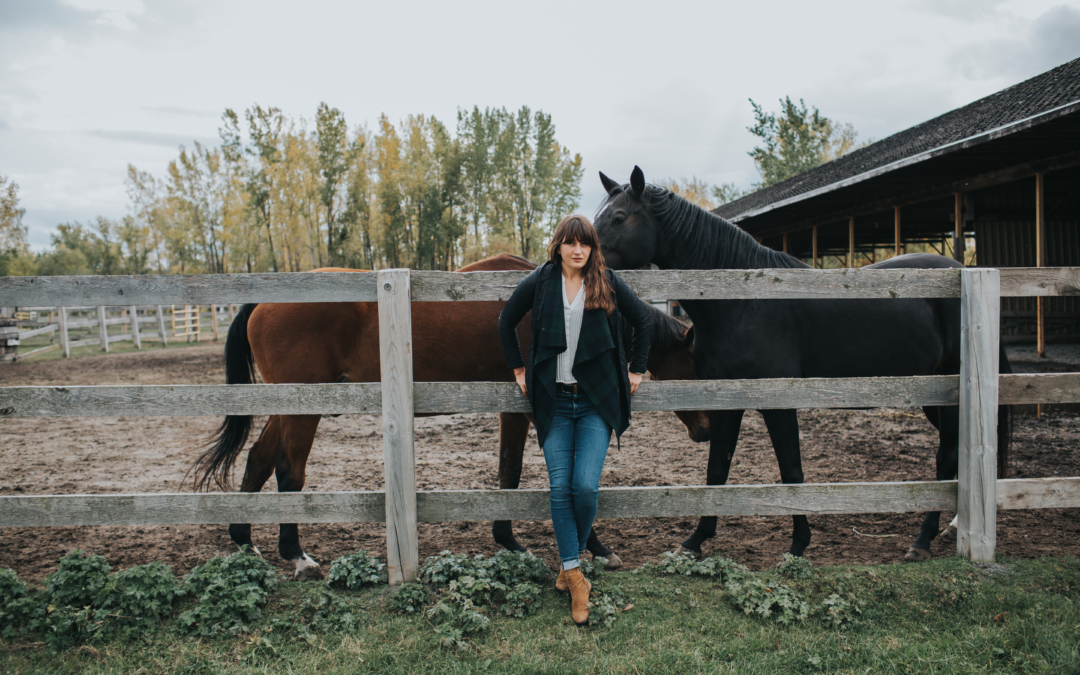 Your First Journey to Horse Buying by Anne-Sophie Milette